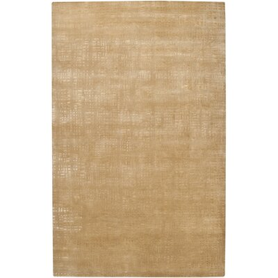 Dixon Tan Rug Rug Size: Rectangle 2 x 3