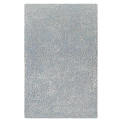 Dixon Silver Rug Rug Size: Rectangle 8 x 11