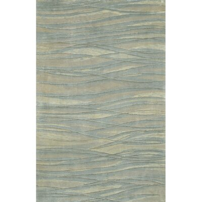 Dixon Steel blue Area Rug Rug Size: Rectangle 8 x 11