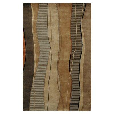 Agustin Cocoa Area Rug Rug Size: 9 x 13