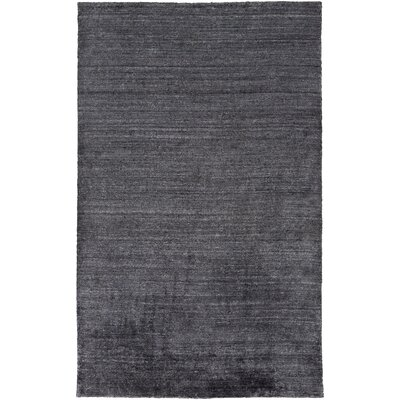 Adrian Gray Area Rug Rug Size: Rectangle 3'6