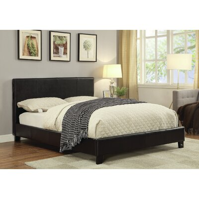 Bertram Upholstered Panel Bed