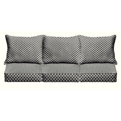 Samantha Geometric Sofa Cushion