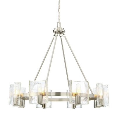 Despina 8-Light Shaded Chandelier