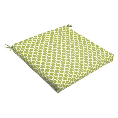 Samantha Outdoor Dining Chair Cushion Size: 2.5 H x 19 W x 19 D