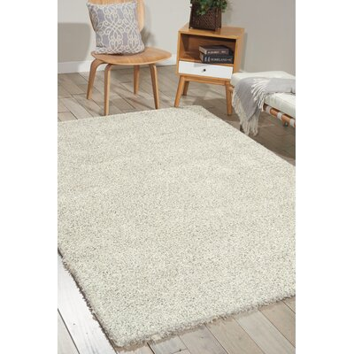 Shelley Bone Area Rug Rug Size: 710 x 1010