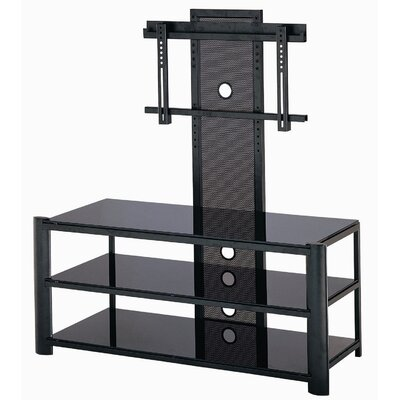 Wesner 53 TV Stand Color: Black
