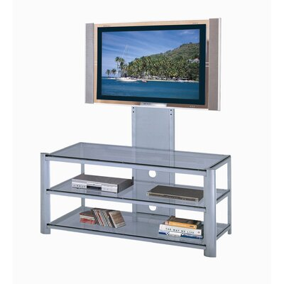 Greater Taree TV Stand Finish: Silver