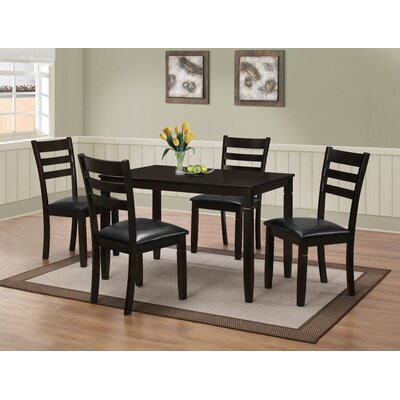 Felipe 5 Piece Dining Set