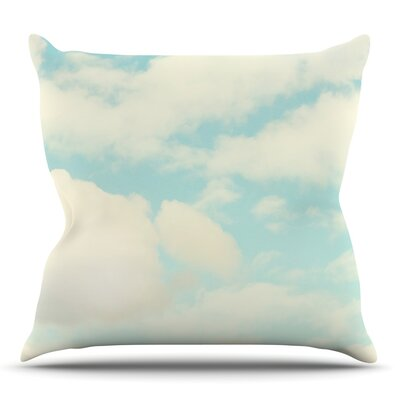 Millard by Sylvia Cook Outdoor Throw Pillow