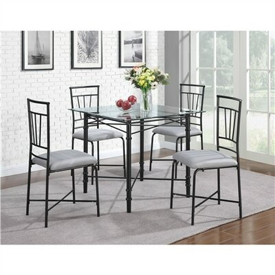 Percival 5 Piece Dining Set