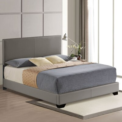 Belfort Upholstered Panel Bed Size: Queen