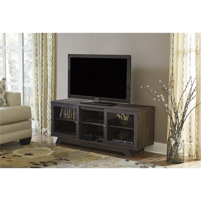 Magnolia 55 TV Stand Color: Rodeo Oak