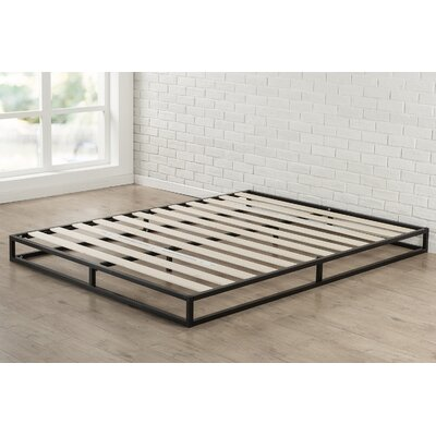 St. Germain Platform Bed Size: King