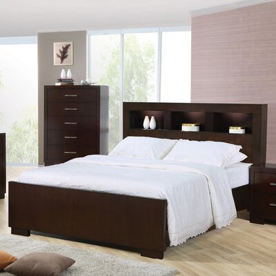 Experience Storage Platform Bed Size: California King