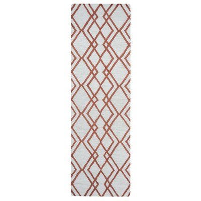 Schaefer Hand-Tufted Beige Area Rug Rug Size: Rectangle 9 x 12