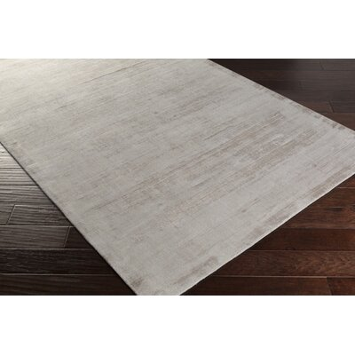 Landry Taupe Area Rug Rug Size: Rectangle 4 x 6