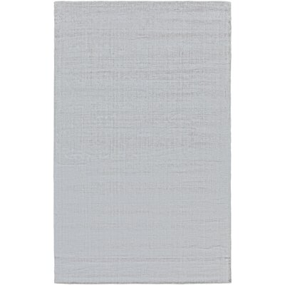 Mcspadden Gray Area Rug Rug Size: Rectangle 5 x 8