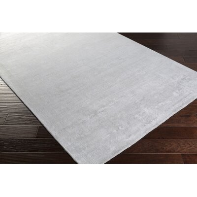 Mcspadden Gray Area Rug Rug Size: Rectangle 9 x 13
