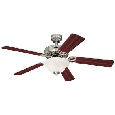 52 Zimmerman 5 Reversible Blade Ceiling Fan