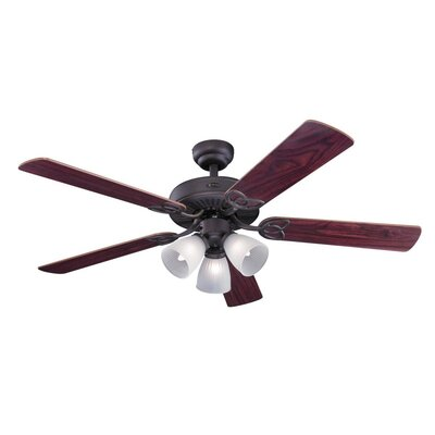 52 Fleming 5 Blade Ceiling Fan