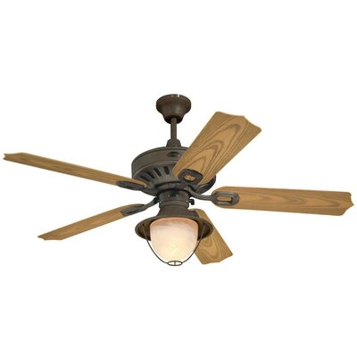 52 Urbana 5 Blade Outdoor Ceiling Fan
