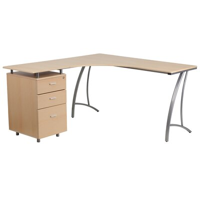 L Shaped Corner Desk 3761 Image