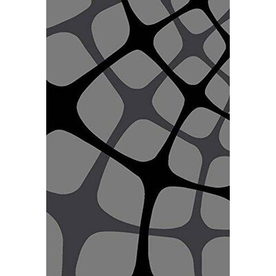 Bennet Gray Indoor/Outdoor Area Rug Rug Size: 8 x 10