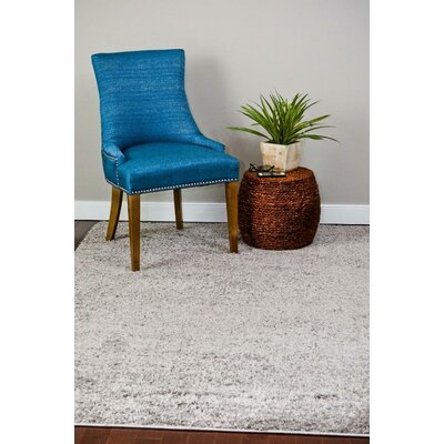 Bennet Gray Indoor/OutdoorArea Rug Rug Size: 5 x 7