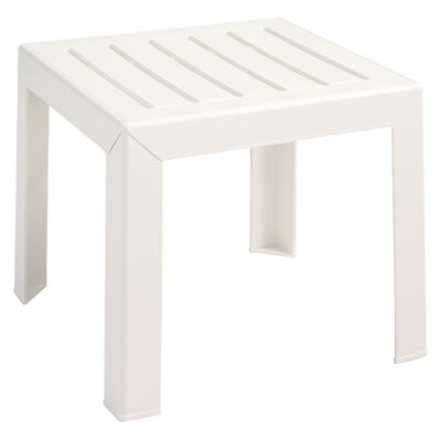 Rosalinde Side Table Finish: White
