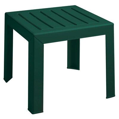 Bradgate Side Table Finish: Amazon Green