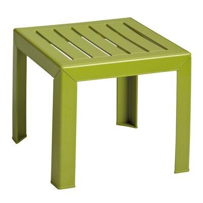 Bradgate Side Table Finish: Fern Green