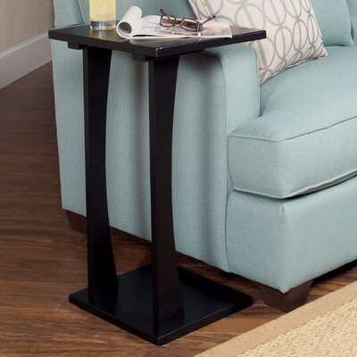 Fullerton End Table Finish: Black