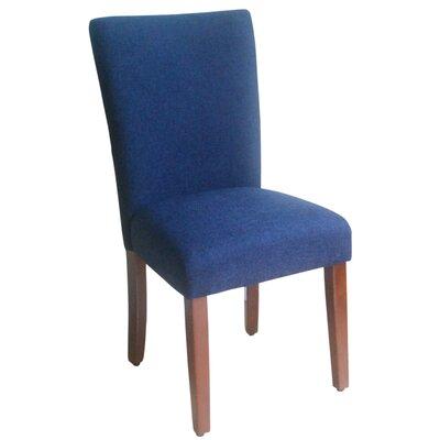Kirkland Parsons Chair Upholstery: Navy