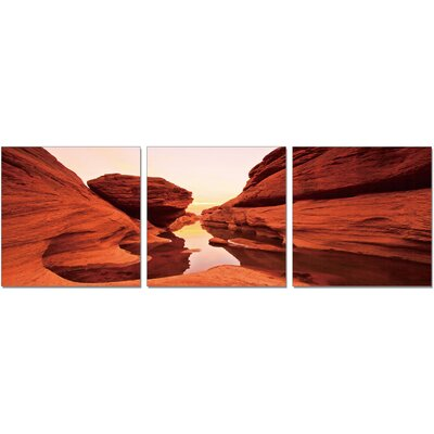 3 Piece Photographic Print Set