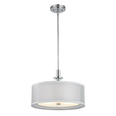 Jarrett 3-Light Drum Pendant
