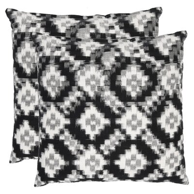 Blackburn Decorative Cotton Throw Pillow Size: 18 H x 18 W