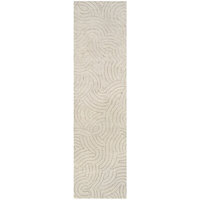 Dixon Ivory Area Rug Rug Size: Rectangle 4 x 6