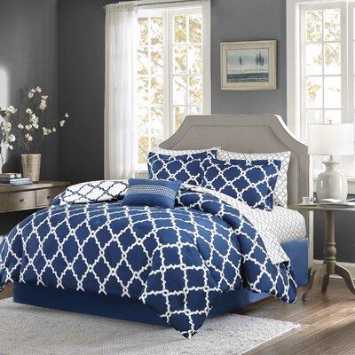 Winard Complete Comforter Set Size: King