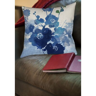 Granville Printed Throw Pillow Size: 20 H x 20 W