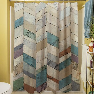 Monro II Shower Curtain