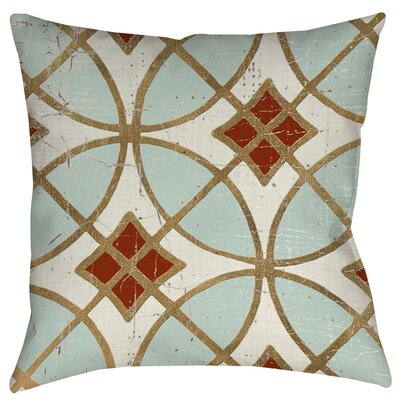 Scullin Printed Throw Pillow Size: 20 H x 20 W x 5 D