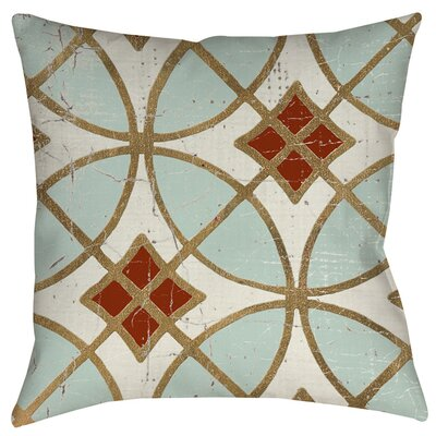 Scullin Indoor/Outdoor Throw Pillow Size: 16 H x 16 W x 4 D