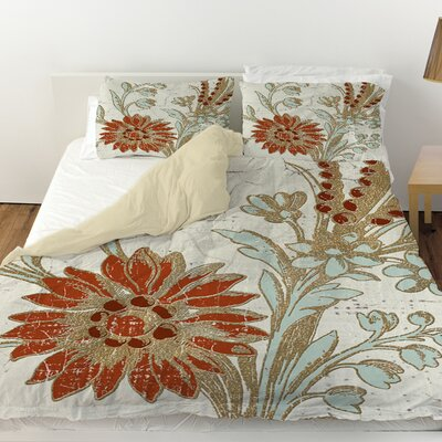Groton 2 Duvet Cover Size: King