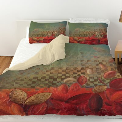 Groveland 2 Duvet Cover Size: King