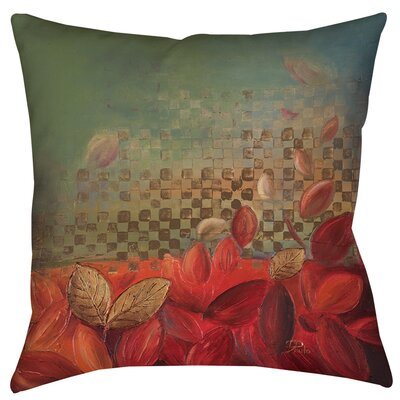 Groveland 2 Printed Throw Pillow Size: 14 H x 14 W x 3 D
