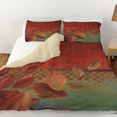 Groveland 1 Duvet Cover Size: Queen