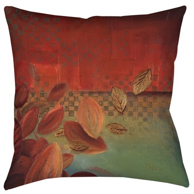 Groveland 1 Printed Throw Pillow Size: 18 H x 18 W x 5 D