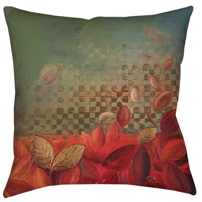 Groveland 2 Outdoor Throw Pillow Size: 16 H x 16 W x 4 D