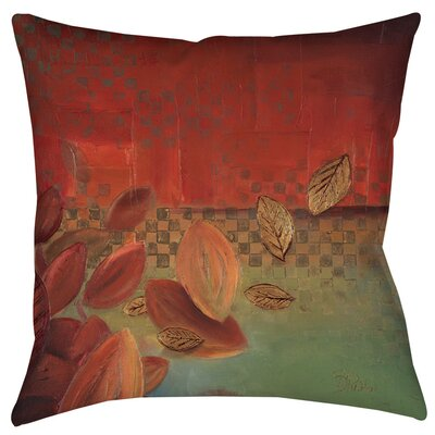 Groveland 1 Indoor/Outdoor Throw Pillow Size: 20 H x 20 W x 5 D